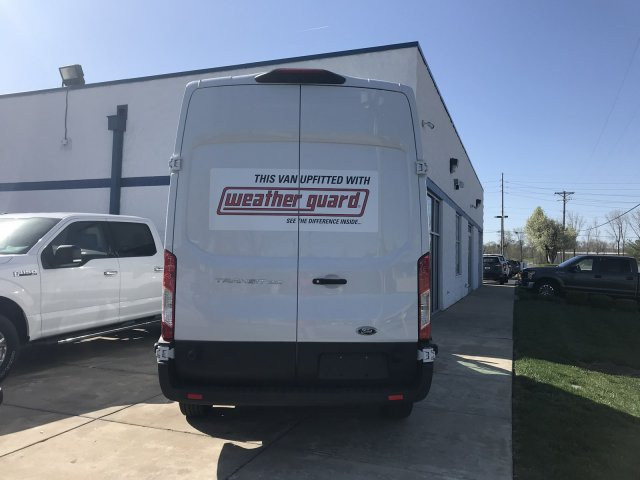 2018 Transit 350 High Roof 4x2,  Weather Guard Upfitted Cargo Van #F18411 - photo 6
