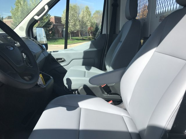 2018 Transit 350 High Roof,  Weather Guard Upfitted Cargo Van #F18411 - photo 7
