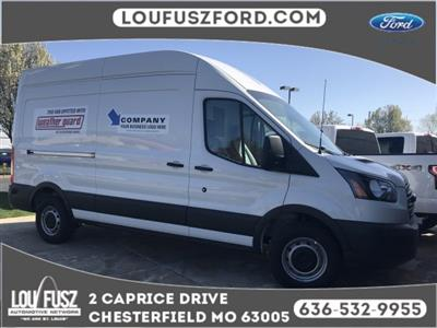 2018 Transit 350 High Roof 4x2,  Weather Guard Upfitted Cargo Van #F18411 - photo 1