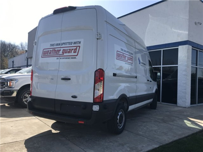 2018 Transit 350 High Roof,  Weather Guard Upfitted Cargo Van #F18411 - photo 5