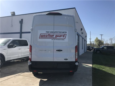 2018 Transit 350 High Roof,  Weather Guard Upfitted Cargo Van #F18411 - photo 6