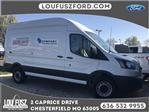 2018 Transit 350 High Roof,  Weather Guard Upfitted Cargo Van #F18411 - photo 1