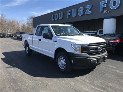 2018 F-150 Super Cab 4x4, Pickup #F18418 - photo 1