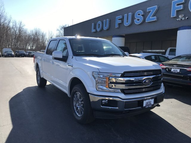 2018 F-150 SuperCrew Cab 4x4,  Pickup #F18449 - photo 1