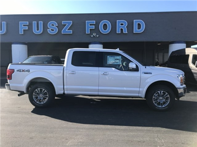 2018 F-150 SuperCrew Cab 4x4,  Pickup #F18449 - photo 3
