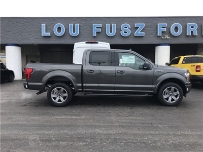 2018 F-150 SuperCrew Cab 4x4, Pickup #F18451 - photo 3