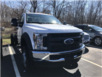 2018 F-550 Regular Cab DRW 4x4, Cab Chassis #F18556 - photo 1
