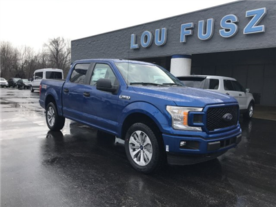 2018 F-150 SuperCrew Cab 4x4, Pickup #F18662 - photo 1