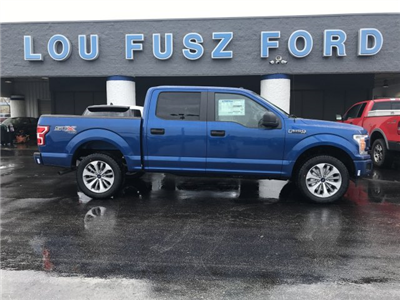 2018 F-150 SuperCrew Cab 4x4, Pickup #F18662 - photo 3