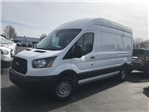 2018 Transit 250 High Roof 4x2,  Empty Cargo Van #F18689 - photo 1