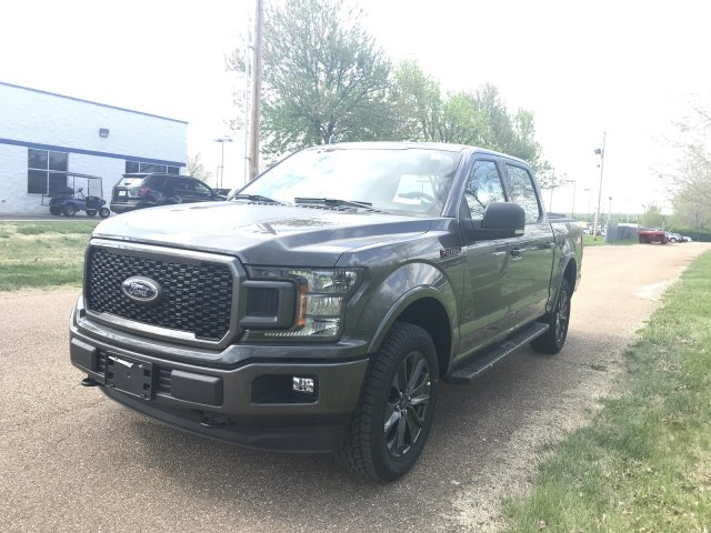 2018 F-150 SuperCrew Cab 4x4,  Pickup #F18708 - photo 1