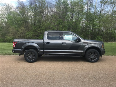 2018 F-150 SuperCrew Cab 4x4,  Pickup #F18708 - photo 4