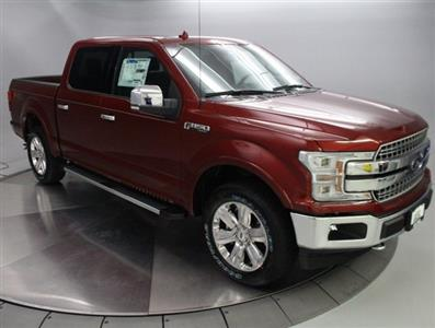 2018 F-150 SuperCrew Cab 4x4,  Pickup #F18765 - photo 1