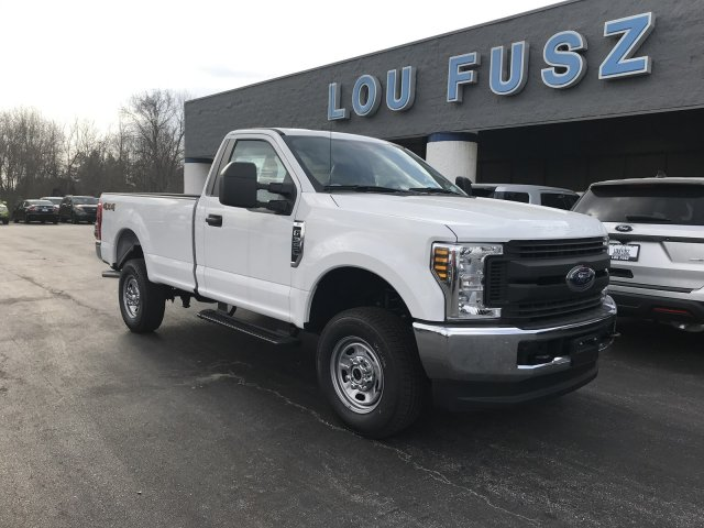 2018 F-350 Regular Cab 4x4,  Pickup #F18800 - photo 1