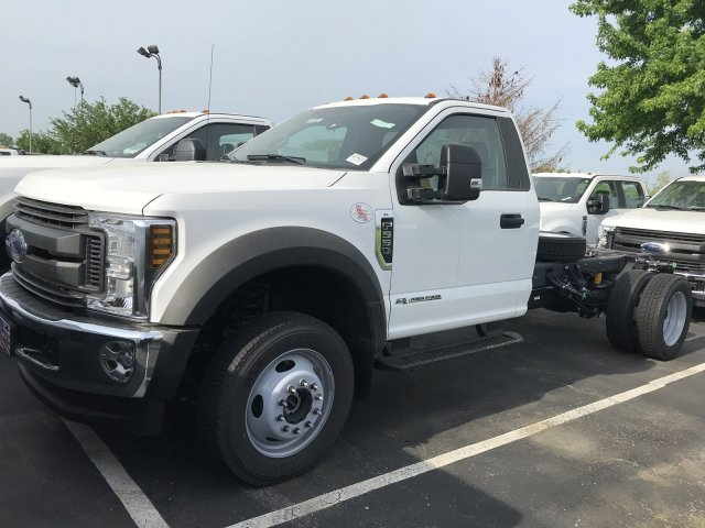 2018 F-550 Regular Cab DRW 4x4,  Cab Chassis #F18837 - photo 1