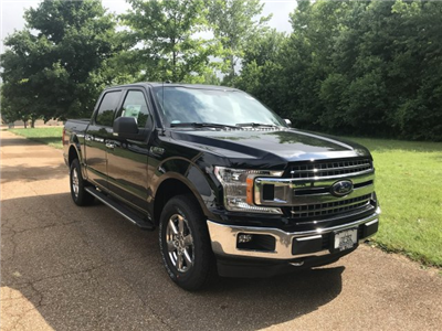 2018 F-150 SuperCrew Cab 4x4,  Pickup #F18878 - photo 1