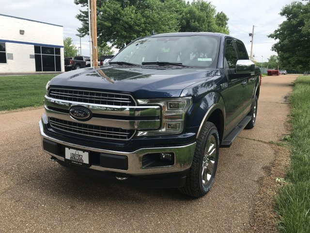 2018 F-150 SuperCrew Cab 4x4,  Pickup #F18959 - photo 1