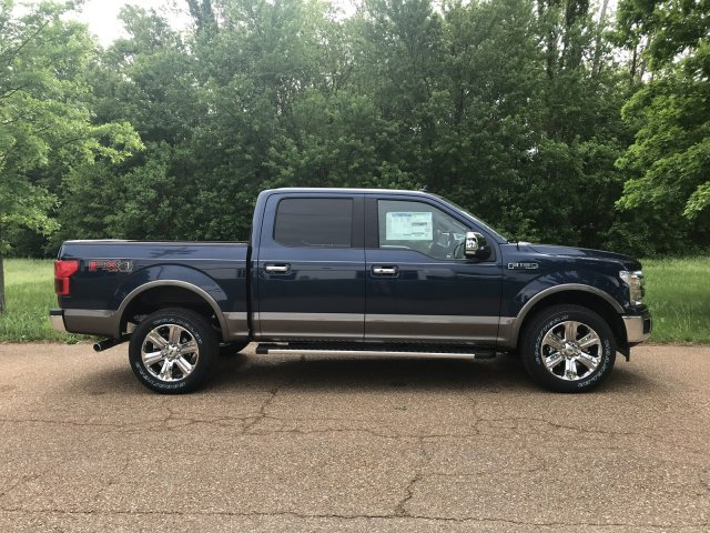 2018 F-150 SuperCrew Cab 4x4,  Pickup #F18959 - photo 4