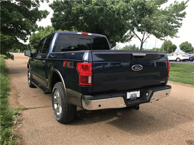 2018 F-150 SuperCrew Cab 4x4,  Pickup #F18959 - photo 2
