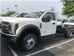 2018 F-450 Regular Cab DRW 4x4,  Cab Chassis #F18970 - photo 4
