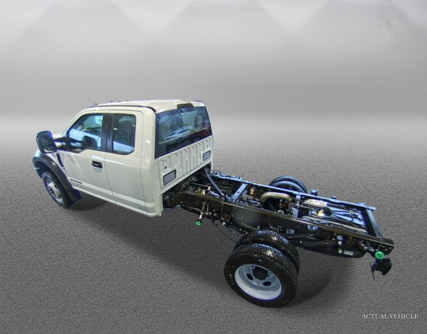 2019 F-550 Super Cab DRW 4x4,  Cab Chassis #F19008 - photo 4
