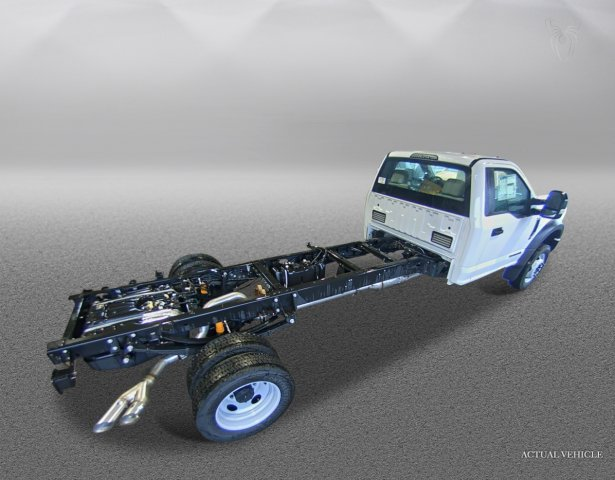 2019 F-550 Regular Cab DRW 4x2,  Cab Chassis #F19010 - photo 2
