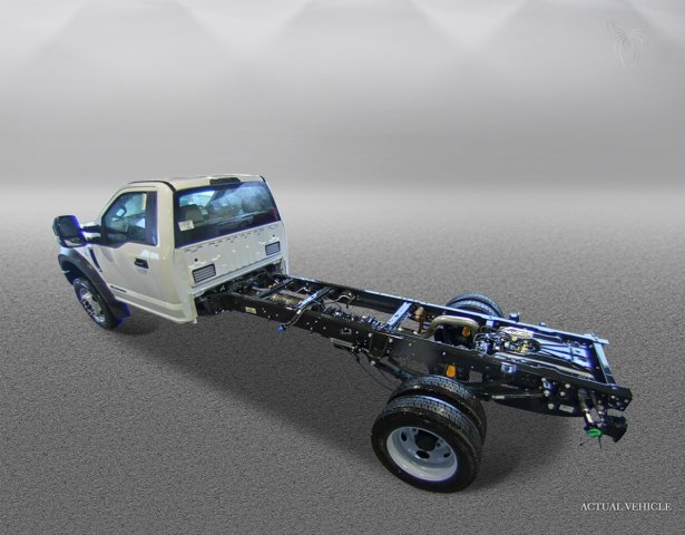 2019 F-550 Regular Cab DRW 4x2,  Cab Chassis #F19010 - photo 4