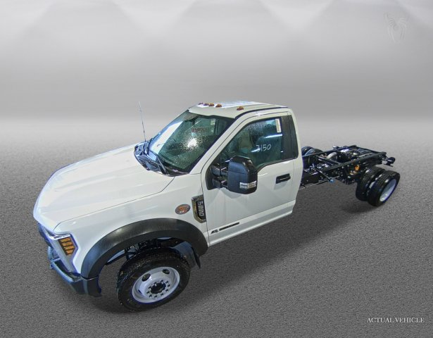 2019 F-550 Regular Cab DRW 4x2,  Cab Chassis #F19010 - photo 5