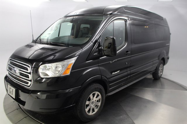 2019 Transit 150 Low Roof 4x2,  Empty Cargo Van #F19208 - photo 2