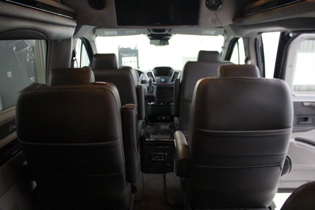 2019 Transit 150 Low Roof 4x2,  Empty Cargo Van #F19208 - photo 9