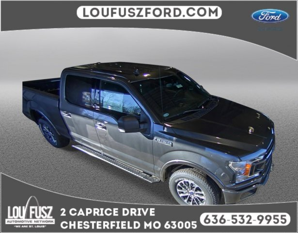 2019 F-150 SuperCrew Cab 4x4,  Pickup #F19273 - photo 1