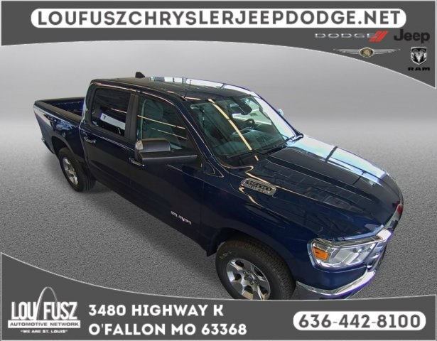 2019 Ram 1500 Crew Cab 4x4,  Pickup #DR19040 - photo 3