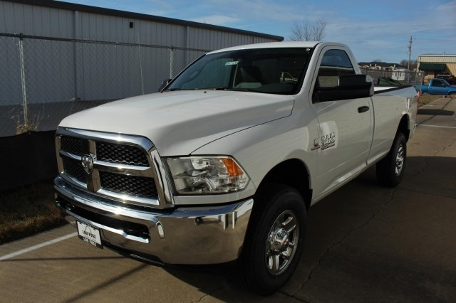 2017 Ram 3500 Regular Cab 4x4 Pickup #DR7128 - photo 1