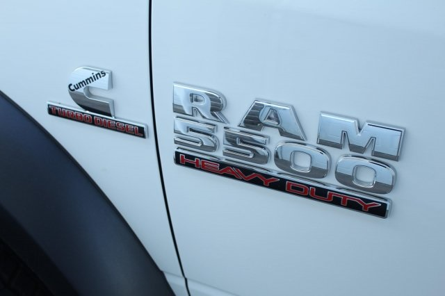 2017 Ram 5500 Crew Cab DRW 4x4, Cab Chassis #DR7237 - photo 9