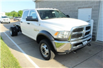 2017 Ram 5500 Crew Cab DRW 4x4 Cab Chassis #DR7237 - photo 3