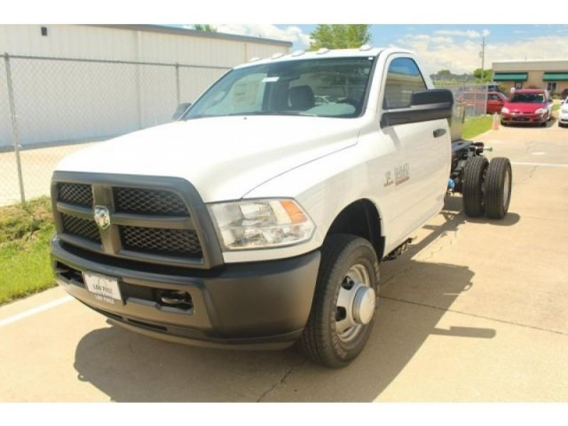2017 Ram 3500 Regular Cab DRW 4x4, Cab Chassis #DR7274 - photo 1