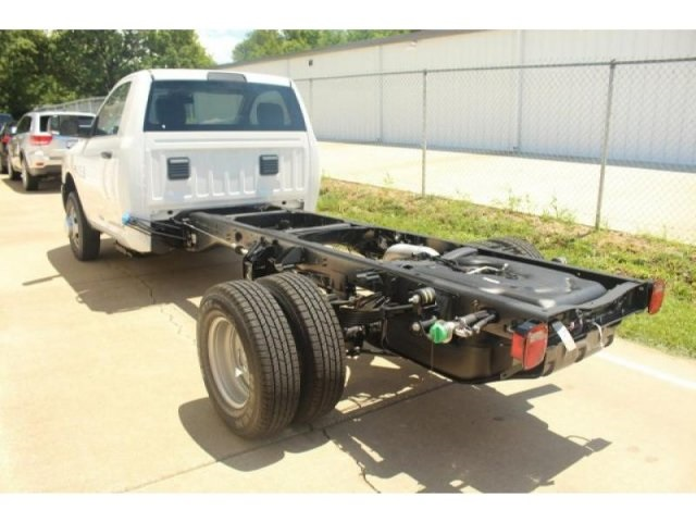 2017 Ram 3500 Regular Cab DRW 4x4, Cab Chassis #DR7274 - photo 2