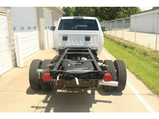 2017 Ram 3500 Regular Cab DRW 4x4, Cab Chassis #DR7274 - photo 5