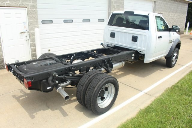 2017 Ram 4500 Regular Cab DRW Cab Chassis #DR7275 - photo 4