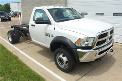 2017 Ram 4500 Regular Cab DRW Cab Chassis #DR7275 - photo 3