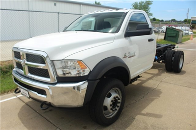 2017 Ram 4500 Regular Cab DRW Cab Chassis #DR7275 - photo 1