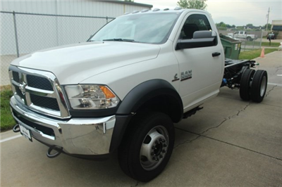 2017 Ram 5500 Regular Cab DRW Cab Chassis #DR7295 - photo 1
