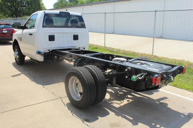 2017 Ram 3500 Regular Cab DRW 4x4 Cab Chassis #DR7327 - photo 2