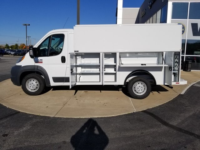2017 ProMaster 3500 Service Utility Van #DR7388 - photo 2