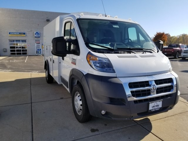 2017 ProMaster 3500 Service Utility Van #DR7388 - photo 19