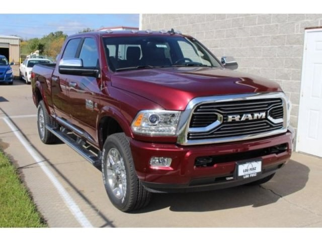 2018 Ram 2500 Crew Cab 4x4, Pickup #DR8013 - photo 3