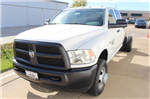 2018 Ram 3500 Crew Cab DRW 4x4, Cab Chassis #DR8016 - photo 1