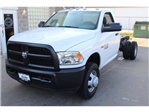 2018 Ram 3500 Regular Cab DRW 4x4, Cab Chassis #DR8017 - photo 1