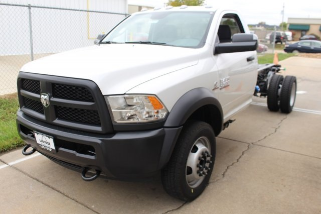 2018 Ram 4500 Regular Cab DRW 4x4 Cab Chassis #DR8026 - photo 1