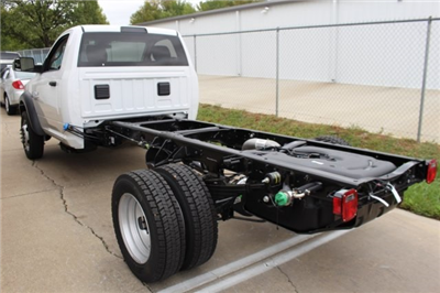 2018 Ram 4500 Regular Cab DRW 4x4 Cab Chassis #DR8026 - photo 2